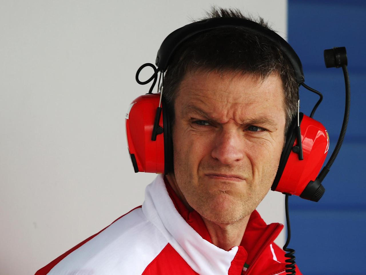 James Allison joins Mercedes F1 in new technical director role