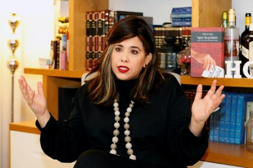 Israeli Esty Shushan founded the Nivcharot movement to encourage ultra-Orthodox women to get involved in public life