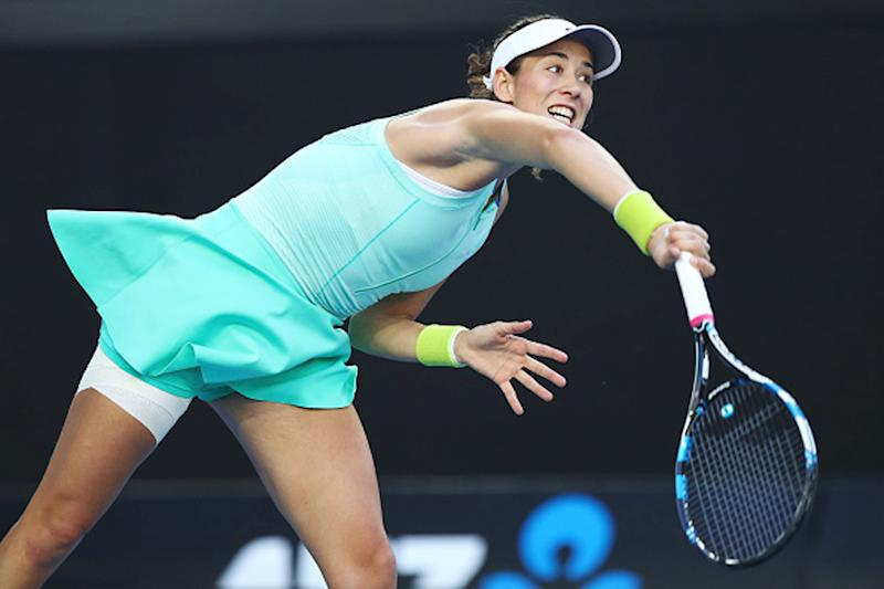 Garbine Muguruza Injury Jinx Continues With Brisbane Retirement