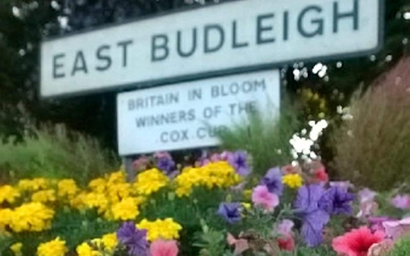 East Budleigh in Devon, where a row has broken out over dog poo - SWNS.com