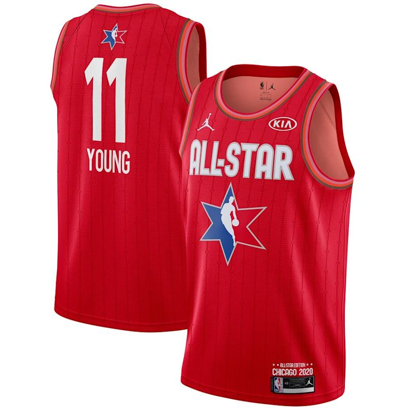 Young Jordan Brand 2020 NBA All-Star Game Jersey