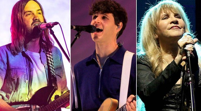 Tame Impala, Vampire Weekend, Stevie Nicks to play Governors Ball: Sources