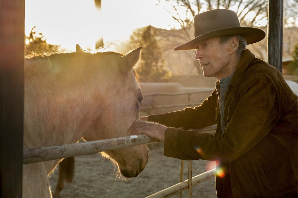 Clint Eastwood rides again in the actor and director's latest movie, Cry Macho (Photo: Claire Folger/Warner Bros.)