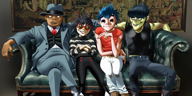 Photo credit: Gorillaz