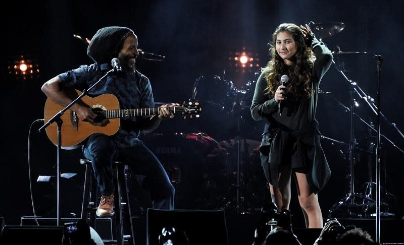 Chris Cornell's teen daughter releases song produced by him