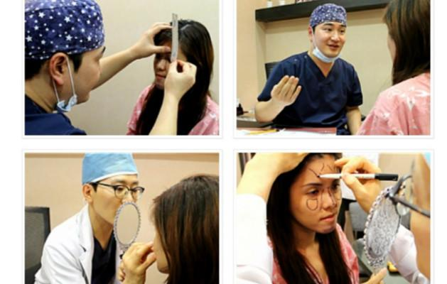 Singapore blogger Peggy Heng was sponsored by Item Plastic Surgery last year to share her experience with her readers. (Item Plastic Surgery)