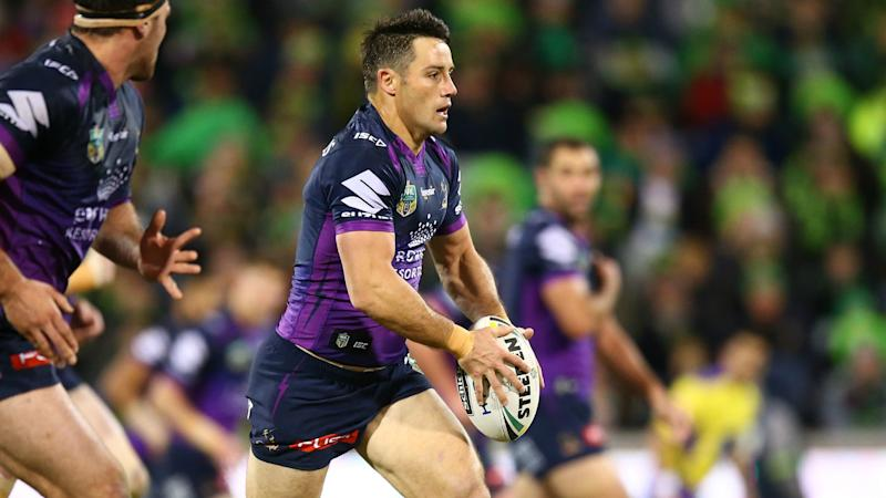 Outgoing Storm half-back Cronk yet to decide on future