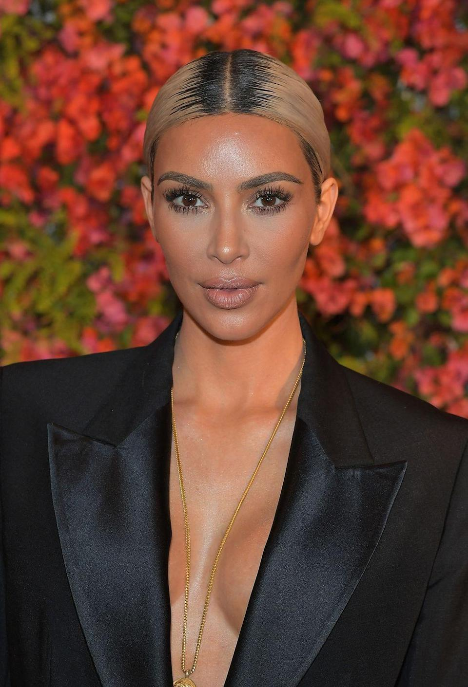 """<p>Keeping with her plant-based regime, Kim loves to make herself a <a href=""""https://www.usmagazine.com/food/pictures/kim-kardashians-plant-based-meals-photos/acai-bowl/"""" rel=""""nofollow noopener"""" target=""""_blank"""" data-ylk=""""slk:sweet potato hash"""" class=""""link rapid-noclick-resp"""">sweet potato hash</a>. She tops it with sliced avocado and greens. </p>"""