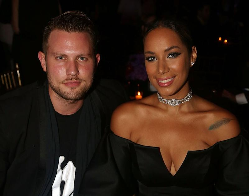 Leona Lewis announced her engagement to her longtime boyfriend, dancer and choreographer Dennis Jauch, on November 28, 2018.