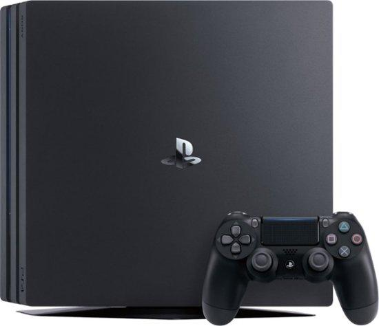 Sony PlayStation 4 Pro Certified Refurbished (Credit: Best Buy)