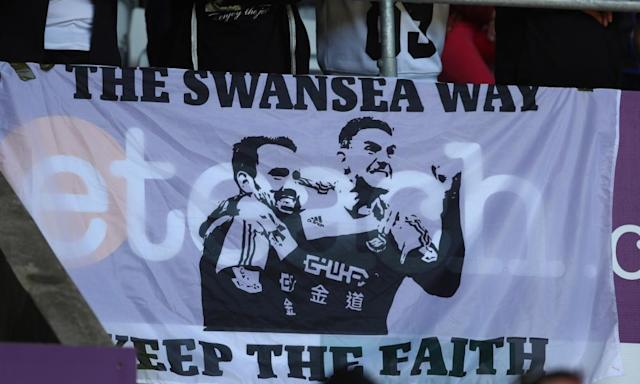 Swansea could have saved themselves by being less competitive
