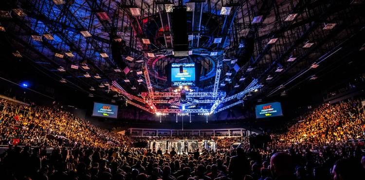 UFC St Petersburg sold out