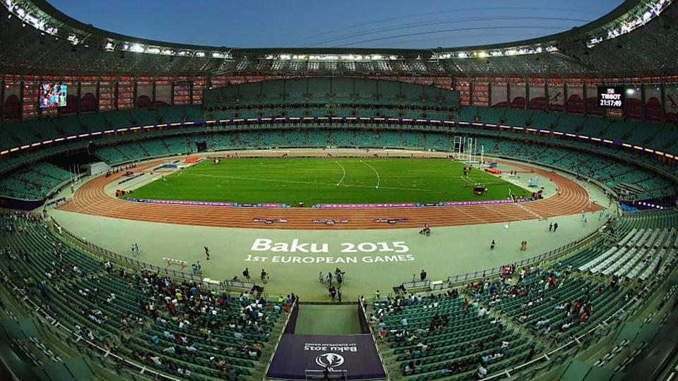 Olympic Stadium di Baku | Richard Heathcote/Getty Images