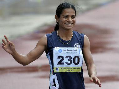 Ace sprinter Dutee Chand reveals she's in a same-sex relationship, says she has found her 'soulmate'