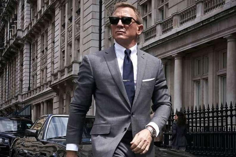 James Bond film No Time To Die delayed for a second time