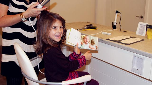 Beauty Salon Services for Kids: Are Treatments Too Much, Too Soon?