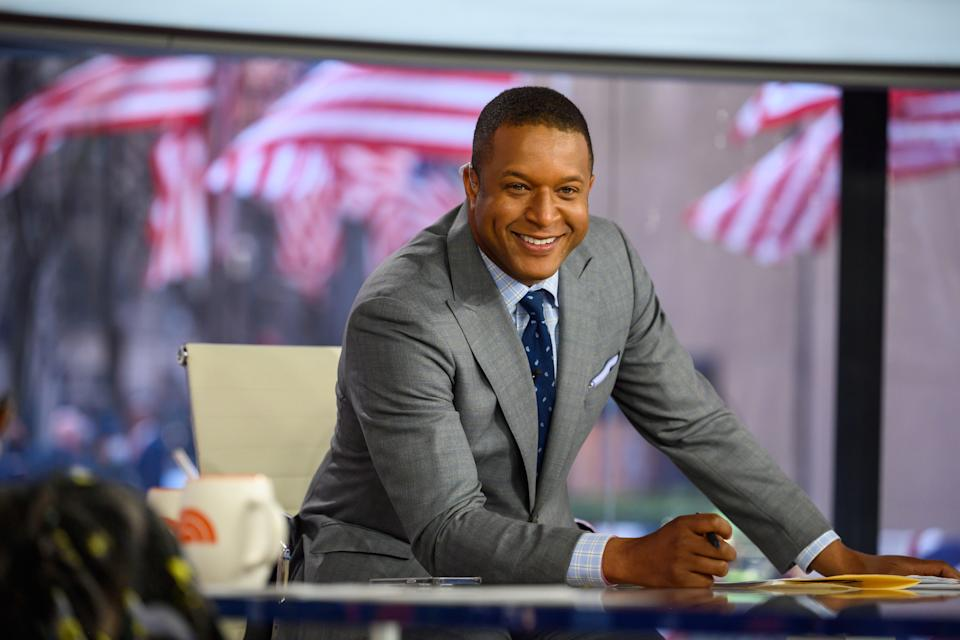 NBC News's Craig Melvin opens up about his complicated relationship with his father in the new book