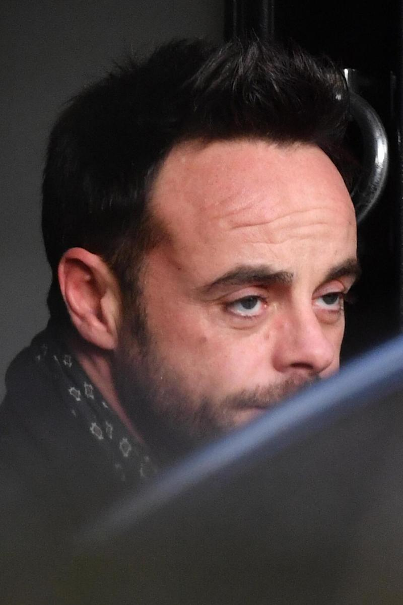 Troubled: Ant McPartlin has been charged with drink driving (PA)