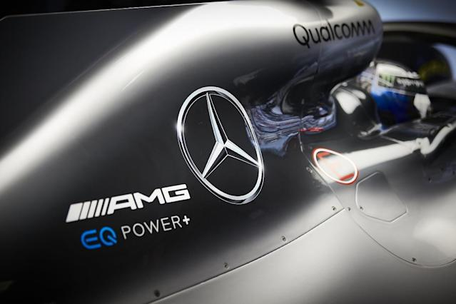 Mercedes has revealed the first details of its Formula E entry for 2019, which will receive support from its world championship-winning Formula 1 team