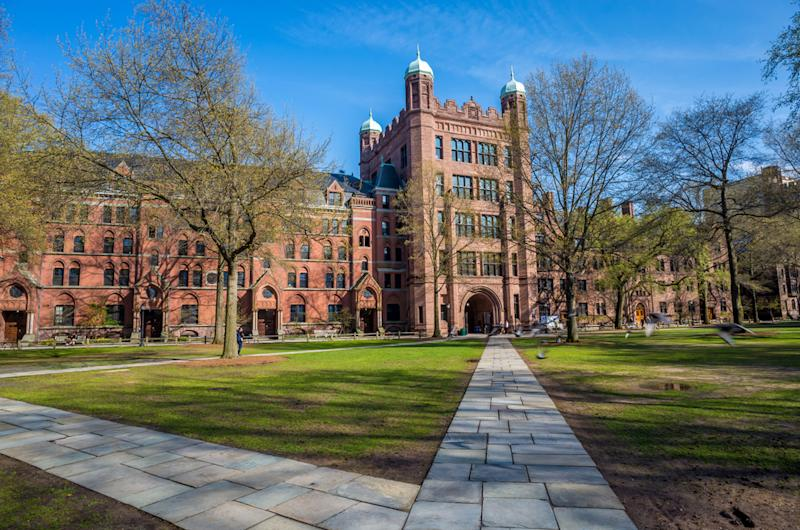 yale university has invested in two cryptocurrency funds report