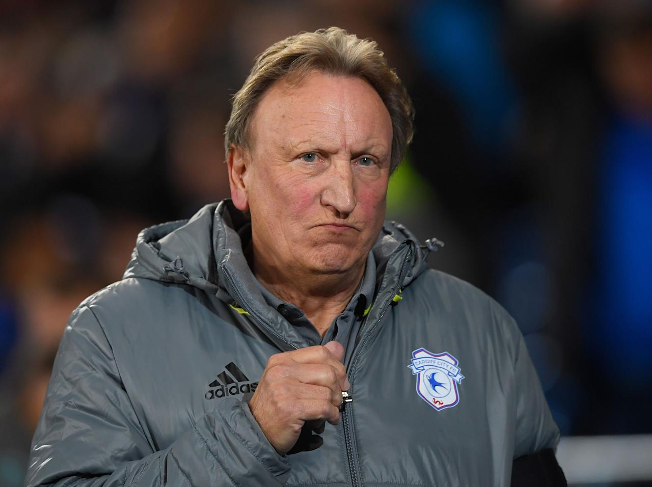 Neil Warnock's Cardiff power on at summit as Aston Villa struggles continue