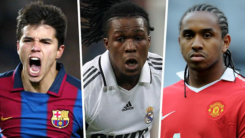 Adu, Lamptey & 20 teenage superstars who failed to fulfil their potential