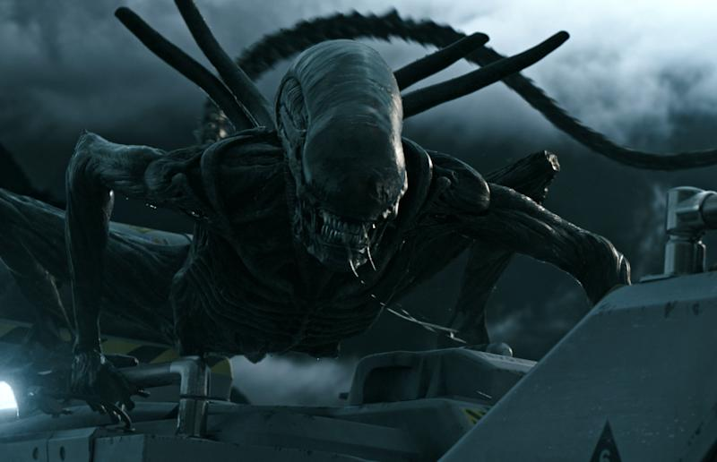 FOX Spending Tons On ALIEN: COVENANT Marketing