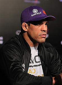 Vitor Belfort's long MMA journey has finally brought him home to Brazil
