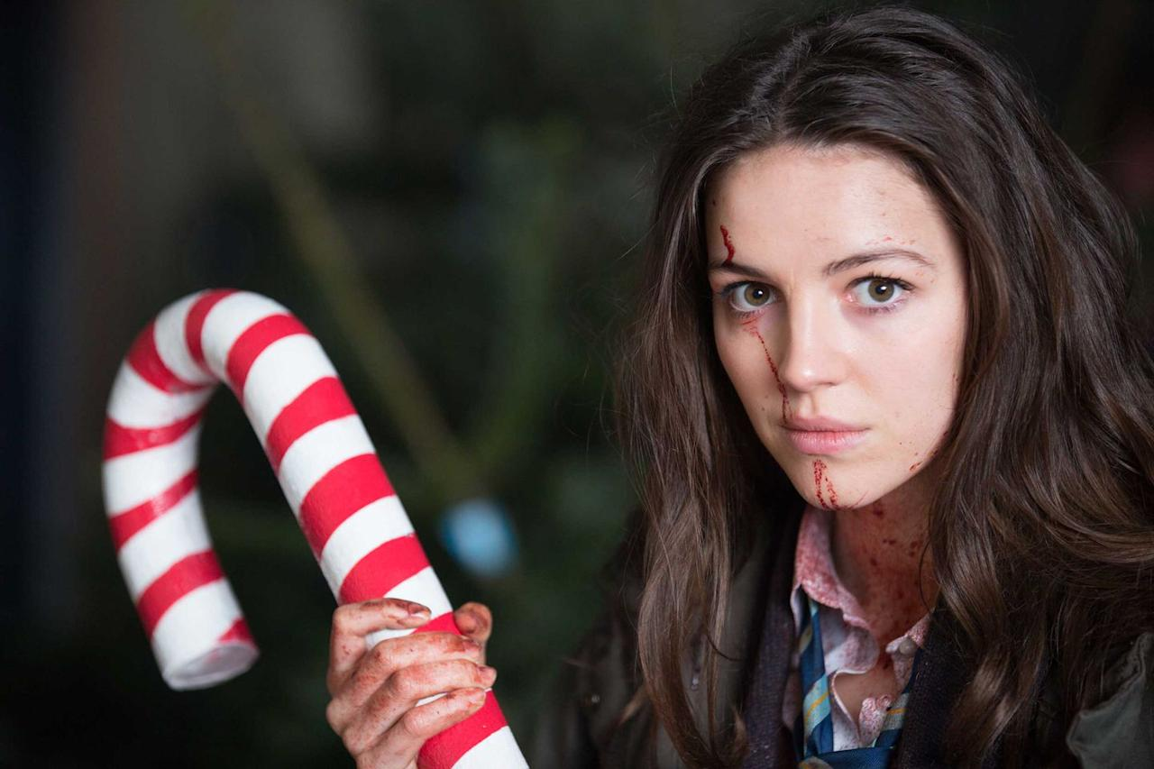 """<p>Zombie high school musical horror <em><a rel=""""nofollow"""" href=""""http://www.digitalspy.com/movies/review/a871549/anna-and-the-apocalypse-review/"""">Anna and the Apocalypse</a></em> is the must-see Christmas movie of 2018. It brings together all of its elements into a winning blend of heart, humour and huge musical numbers, with a star-making turn from Ella Hunt as Anna and her friends sing and slash their way to survival.</p>"""