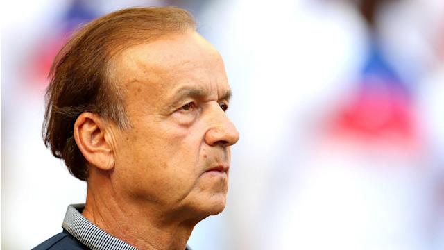 Nigeria boss Gernot Rohr claims his young squad could shine at the 2022 World Cup, and is backing them to avoid defeat against Iceland.