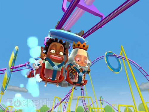 APP OF THE DAY: Coaster Crazy review (iPad / iPhone)