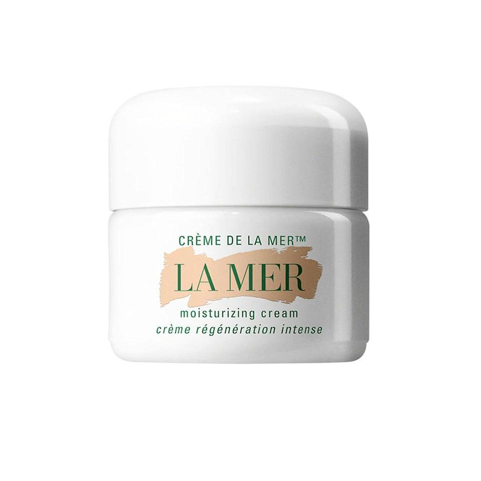 "With more than 1,540 five-star reviews, La Mer's signature moisturizer is one of Nordstrom's top-rated beauty products—and a thoughtful gift for anyone who deserves a little TLC. The cream is light and nourishing, and women of all ages swear by its long-term results. $180, Nordstrom. <a href=""https://shop.nordstrom.com/s/creme-de-la-mer-moisturizing-cream/3057002?"" rel=""nofollow noopener"" target=""_blank"" data-ylk=""slk:Get it now!"" class=""link rapid-noclick-resp"">Get it now!</a>"