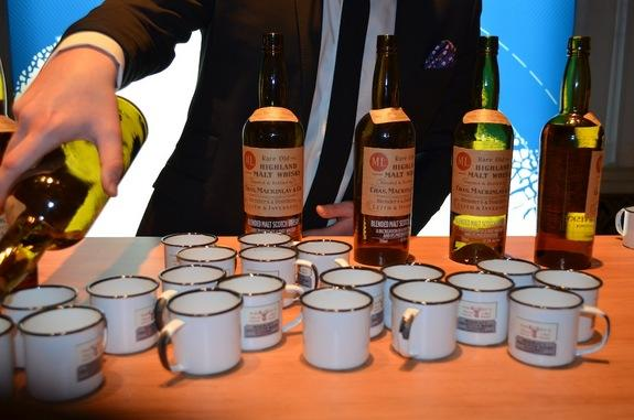 Ambience Influences How Whisky Tastes