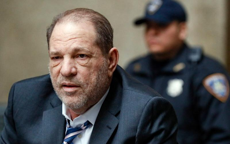 Harvey Weinstein - John Minchillo/AP