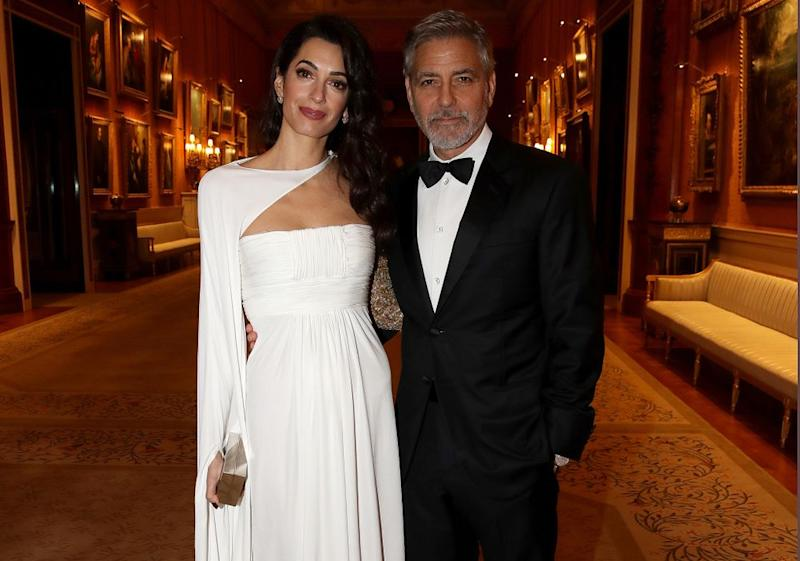 George and Amal Clooney | Chris Jackson - WPA Pool/Getty