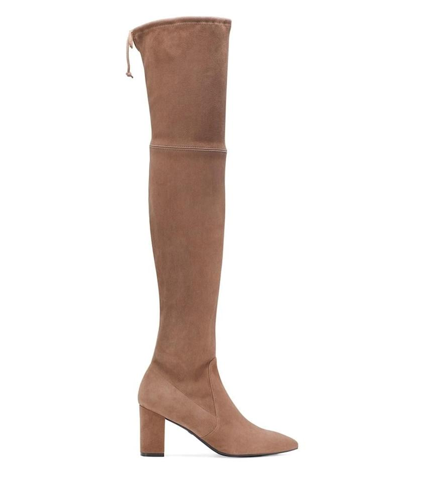 "<p><a href=""https://www.popsugar.com/buy/Stuart-Weitzman-Lesley-75-Boot-539872?p_name=Stuart%20Weitzman%20The%20Lesley%2075%20Boot&retailer=stuartweitzman.com&pid=539872&price=795&evar1=fab%3Auk&evar9=47105063&evar98=https%3A%2F%2Fwww.popsugar.com%2Ffashion%2Fphoto-gallery%2F47105063%2Fimage%2F47105936%2FStuart-Weitzman-Lesley-75-Boot&list1=shopping%2Cdresses%2Cvideo%2Cstyling%2Cstyling%20tips%2Chow%20to%20wear%2Cstyle%20tips%2Cwinter%20fashion%2Cwinter%20shopping%2Coutfit%20ideas%2Cfashion%20shopping%2Caffordable%20shopping%2Cpopsugar%20at%20kohls&prop13=api&pdata=1"" rel=""nofollow"" data-shoppable-link=""1"" target=""_blank"" class=""ga-track"" data-ga-category=""Related"" data-ga-label=""https://www.stuartweitzman.com/products/lesley-75/?DepartmentId=602&amp;DepartmentGroupId=78&amp;ColMatID=43754&amp;F_Color=Beige%2cGray"" data-ga-action=""In-Line Links"">Stuart Weitzman The Lesley 75 Boot</a> ($795)</p>"