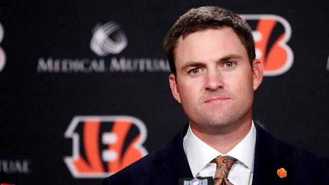 Bengals' One Burning Question: Can Zac Taylor turn offense around?