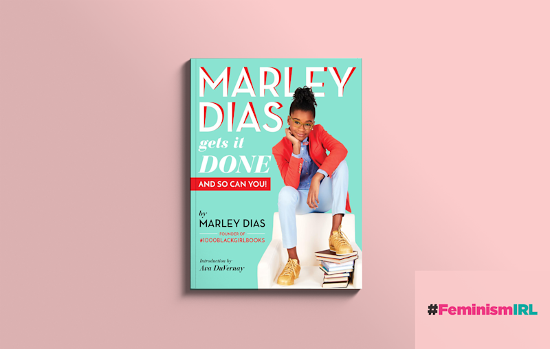Teen activist and author Marley Dias is ready to lead. (Photo: Scholastic)