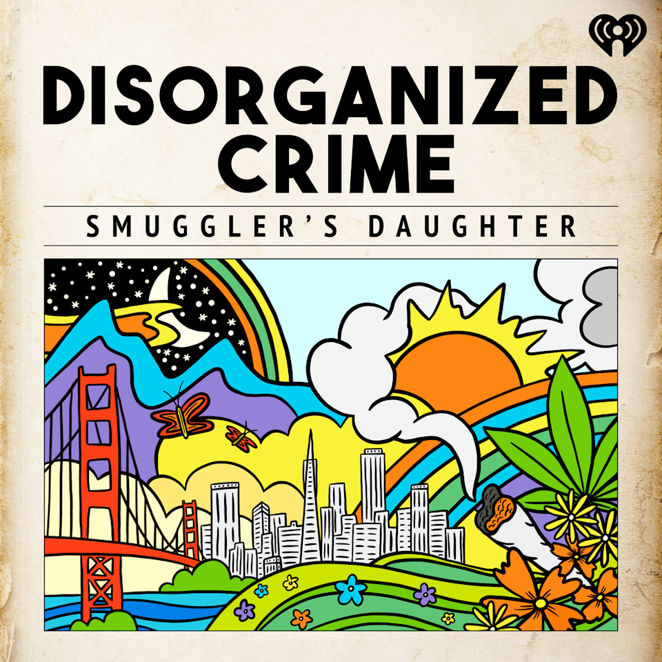 """<p>When podcast host Rainbow Valentine discovers her artist mom and """"businessman"""" dad were involved in the illegal drug trade, she realized that her childhood was <em>actually</em> set among a massive pot-distribution operation (cue the yikes). Now, as Valentine uncovers her history through intimate interviews with her father, the new information causes her to reassess, well, <em>everything</em>. Her story gives listeners a unique perspective into the counter-culture of Marin County in the 70s and 80s. </p>"""