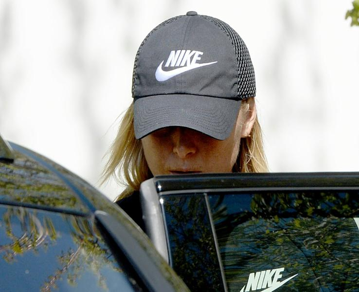 Three-time Stuttgart champion Maria Sharapova, never one for cosy locker room chat, will not be concerned by what's being said by critical rivals