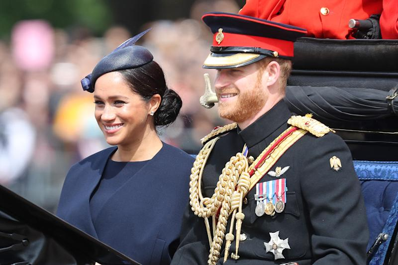 Prince Harry explains decision to step back from royal duties