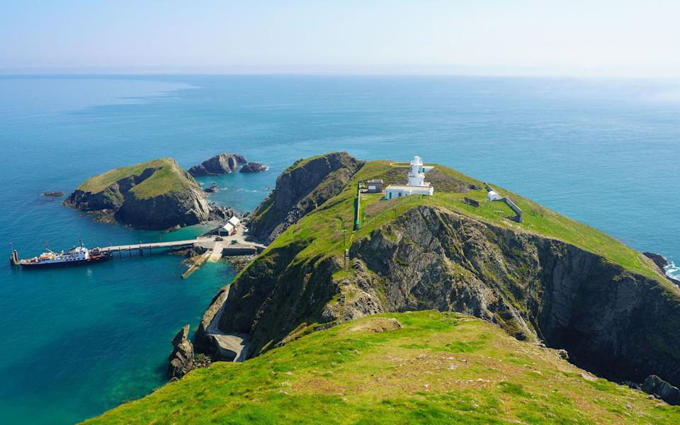 lundy - iStock