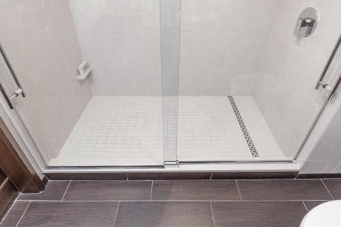 Quickdrain Showerline Makes The Beauty Of Curbless Showers