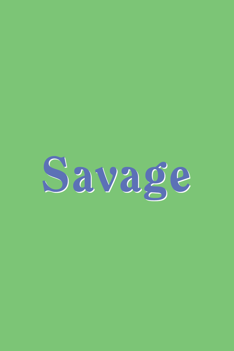 "<p>To perform a savage act is to do so unapologetically. This word is used as internet slang when describing a shocking event or a careless attitude. Used in a sentence: ""Did you see how Ashley Graham shut down trolls? Savage."" Unfortunately, it was <a href=""https://www.theatlantic.com/entertainment/archive/2014/06/a-linguist-on-why-redskin-is-racist-patent-overturned/373198/"" rel=""nofollow noopener"" target=""_blank"" data-ylk=""slk:initially introduced"" class=""link rapid-noclick-resp"">initially introduced</a> as a derogatory way of describing Native Americans. </p>"