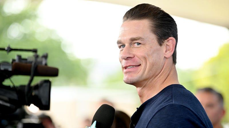 John Cena in happier times, before he pissed off China.