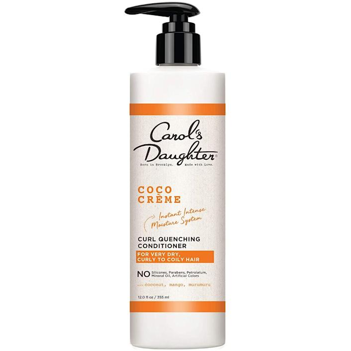 carols daughter, best conditioner for curly hair