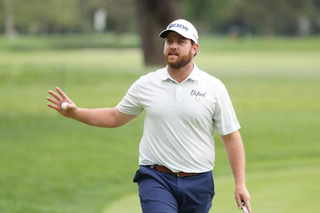 It didn't bring the two-year security of a win, but Zack Sucher's second-place finish still proved life altering at the Travelers.
