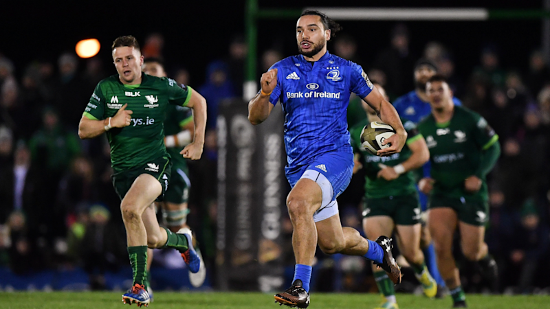 Leinster make it six Pro14 wins from six as Edinburgh down Dragons