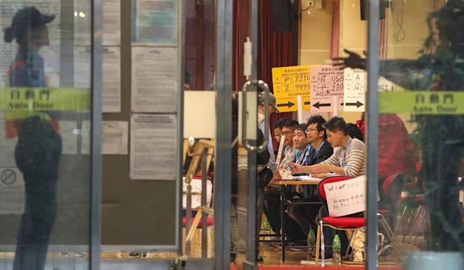 The district council elections saw a record turnout of 2.94 million or 71.2 per cent of registered voters casting their ballots. Photo: Felix Wong