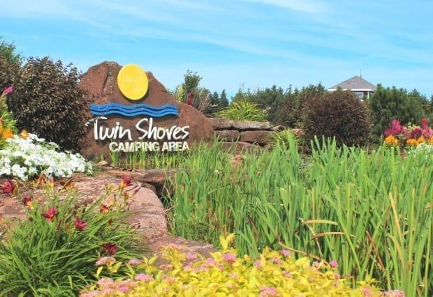 Twin Shores Campground in Darnley, P.E.I., is offering deferrals to customers who can't make it this year due to travel restrictions. (Twin Shores Camping Area/Facebook - image credit)